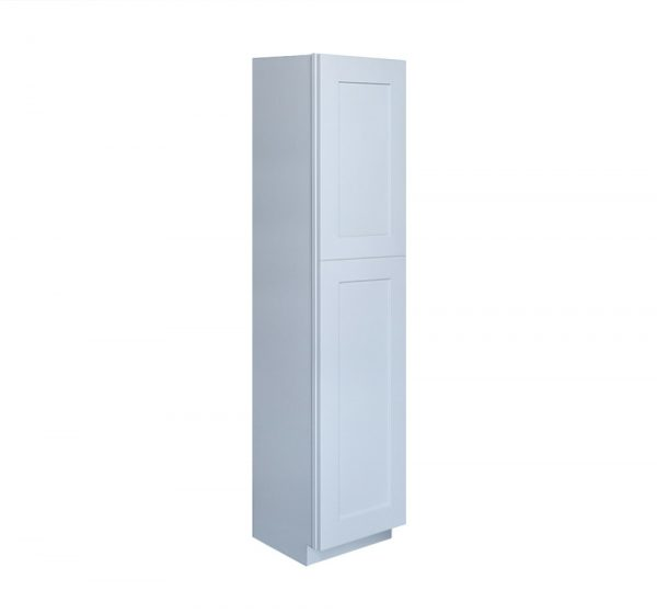 "White Shaker 18"" Pantry / Utility Cabinet"