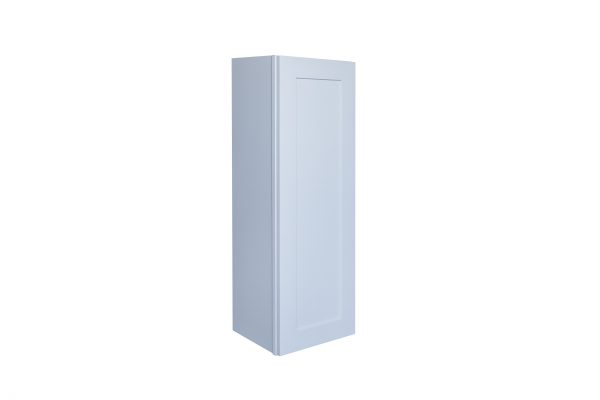 """White Shaker 12"""" Wall Cabinet"""