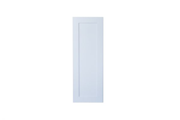 """White Shaker 09"""" Wall Cabinet"""