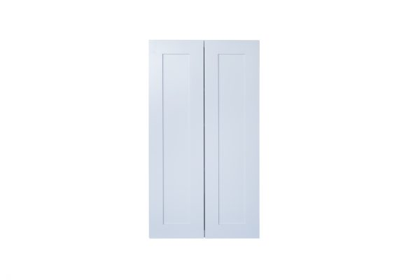 """White Shaker 27"""" Wall Cabinet"""