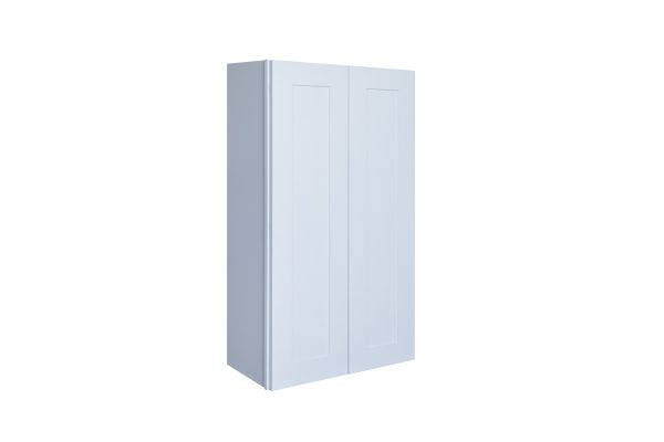 """White Shaker 24"""" Wall Cabinet"""