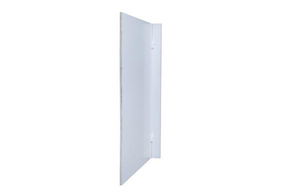 White Shaker Dishwasher Panel