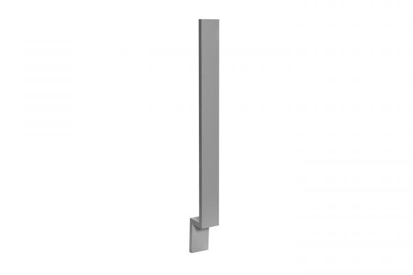 Gray Shaker 6″ Base Filler