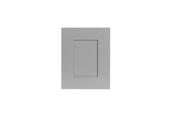 Gray Shaker Sample Door