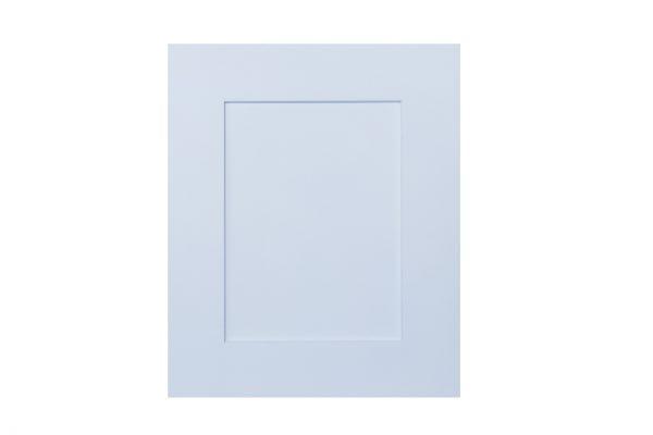 White Shaker Sample Door