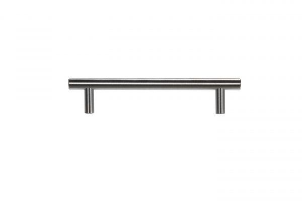 Solid Steel Contemporary Pull (Door Handle)
