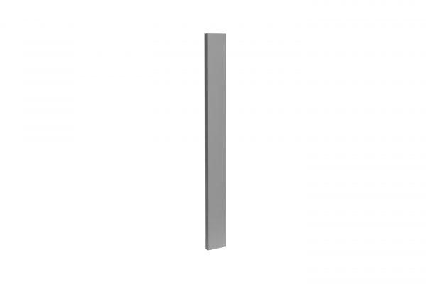 Gray Shaker 3″ Wall Filler